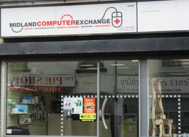 Midland Computer Exchange